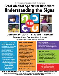 FLYER - FASD CONFERENCE-FINAL