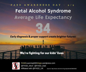 FASD Life Expectancy