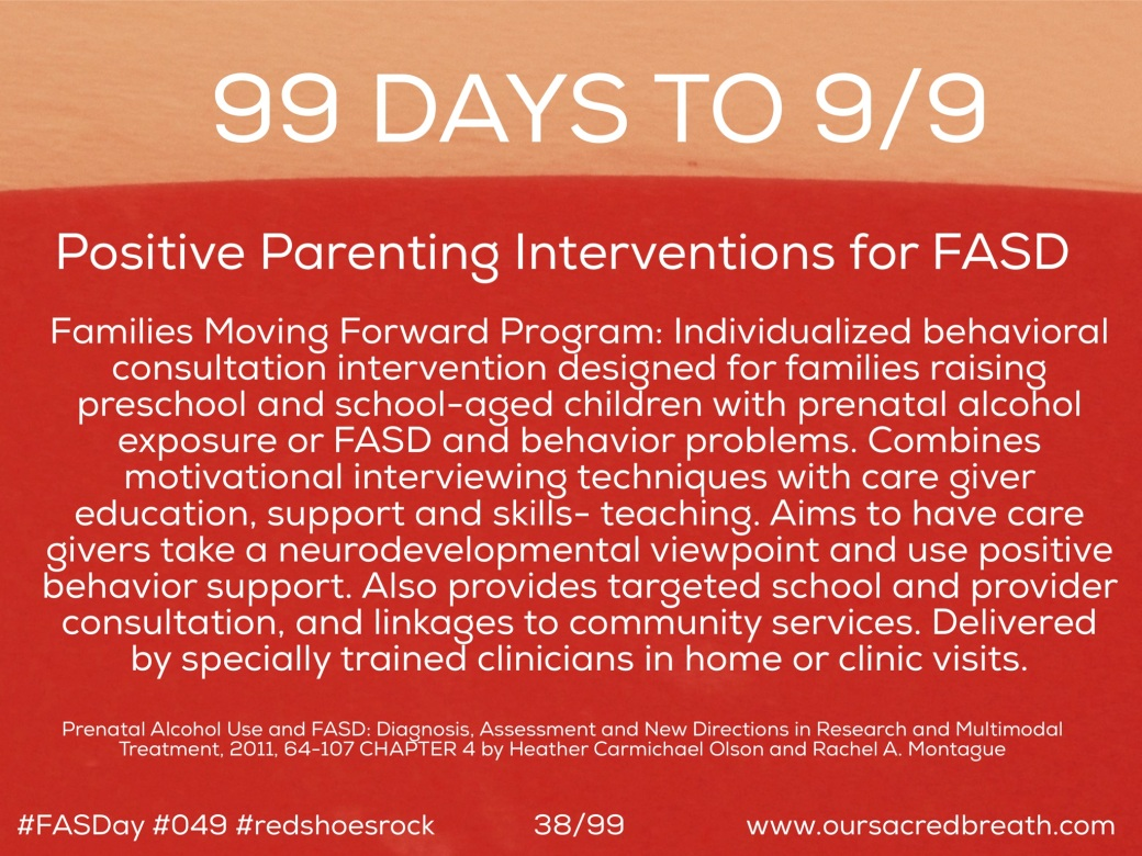 Day 38 of 99 Days to FASDay