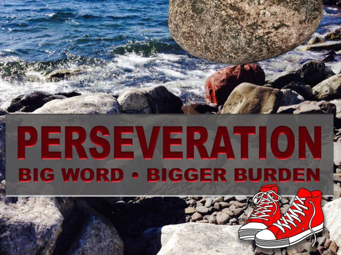 Perseveration-Red